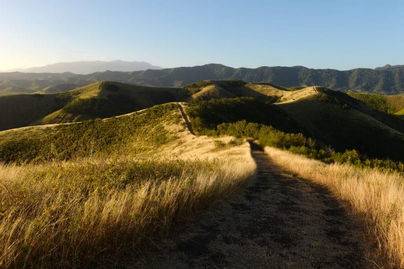 Randonnée à pieds - Sentier Oua Koué - Domaine de Déva