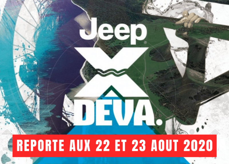 la fameuse course XDEVA VTT et Tritahlon aura bien lieu en 2020 mais elle est reportée aux 22 et 23 AOUT