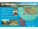Panneau forêt sèche grand public - Deva