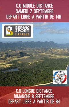 course d'orientation au Domaine de Deva Bourail Nouvelle Calédonie