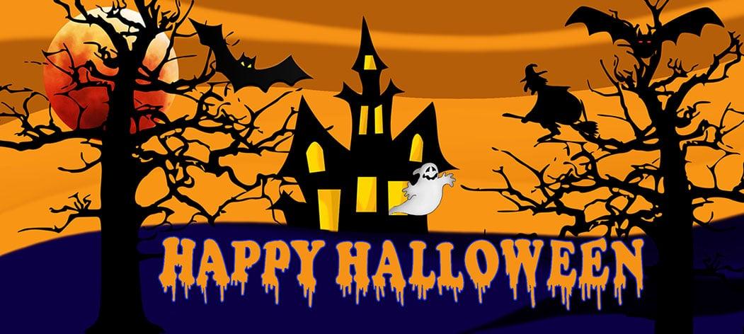 A l'ocasion d'Halloween, le Domaine de Déva organise un après midi récréatif gratuit pour les enfants.